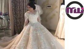 مدل لباس عروس 5 - mashhadwomen