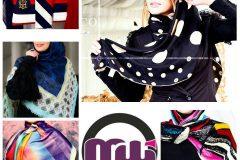 شال و روسری آن شرلی - mashhadwomen