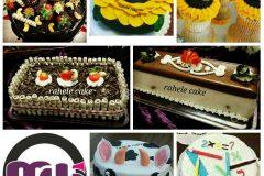 دسر و کیک خانگی راحله -mashadwomen