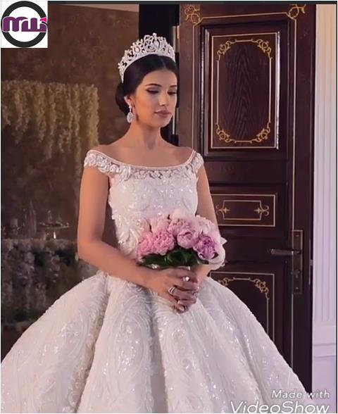 مدل لباس عروس ۱۵