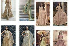 فروش فوق العاده لباس مجلسی هندی از کاتالوگ ZOYA