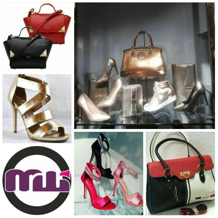 فروشگاه کیف و کفش میلیونر