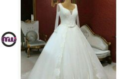 مزون و طراحی دوخت عروس اسپرلوس