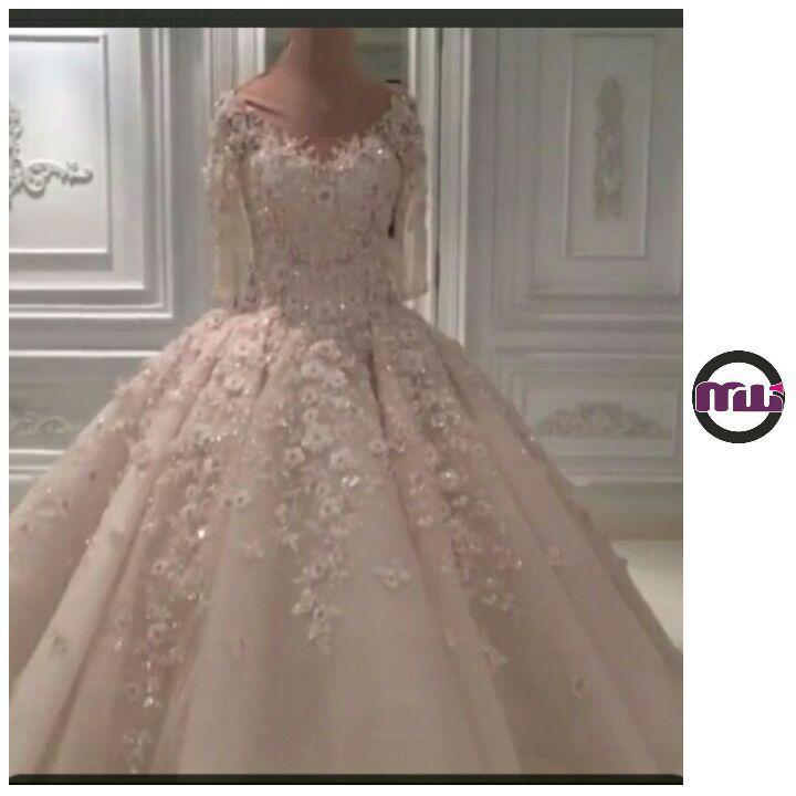 مدل لباس عروس ۱۴